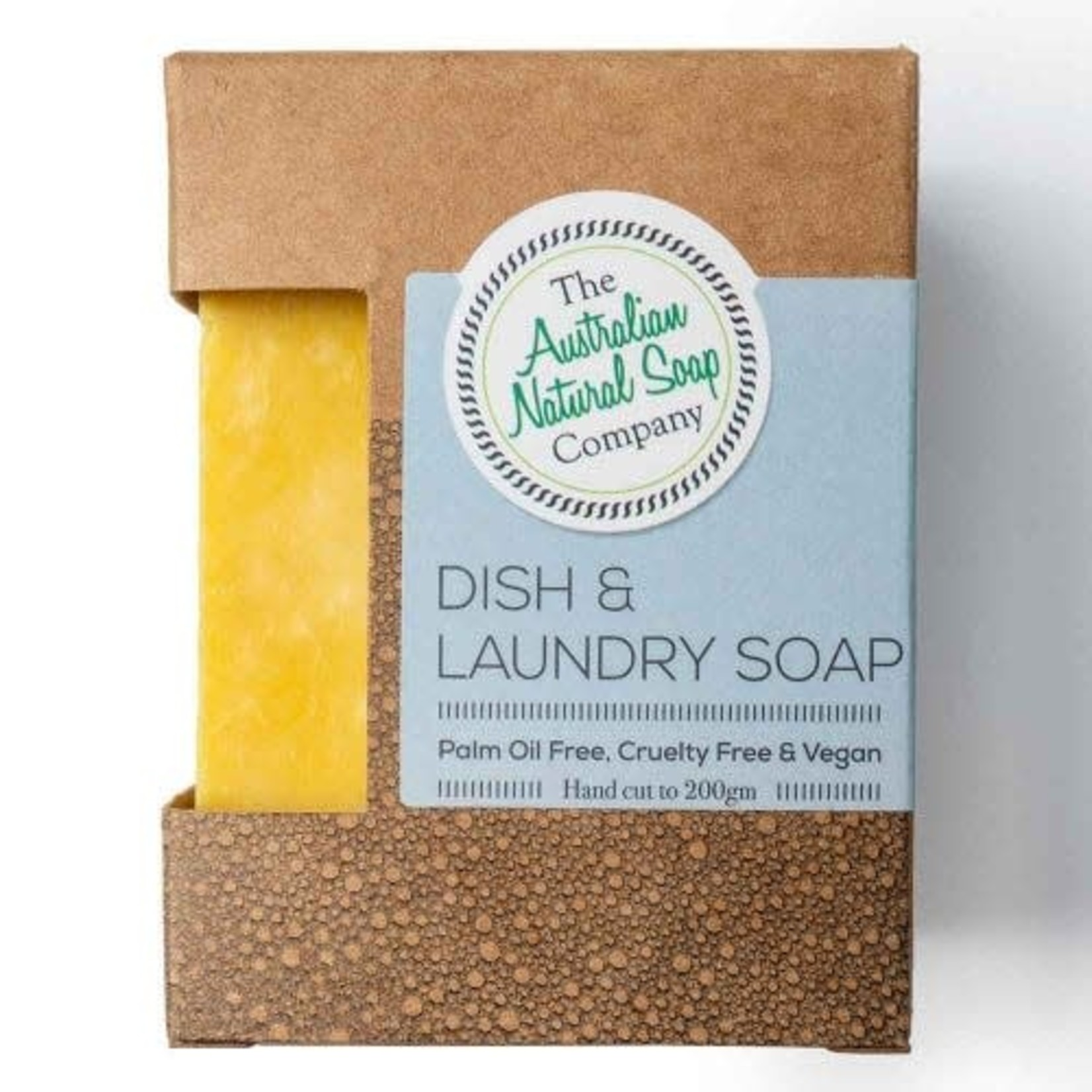 The Australian Natural Soap Company The Australian Natural Soap Company Dish & Laundry Soap Bar