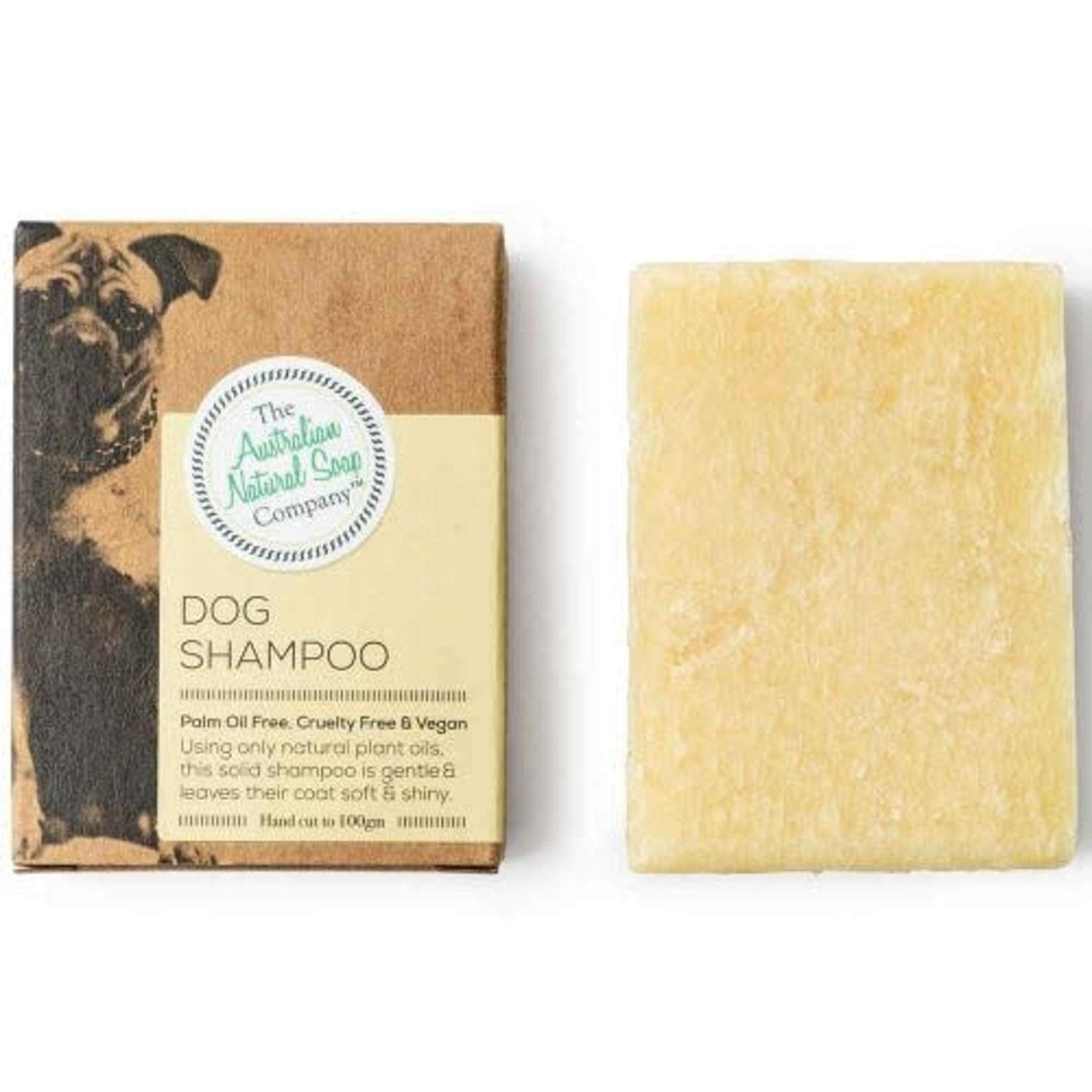 The Australian Natural Soap Company The Australian Natural Soap Company Shampoo Bar Dog