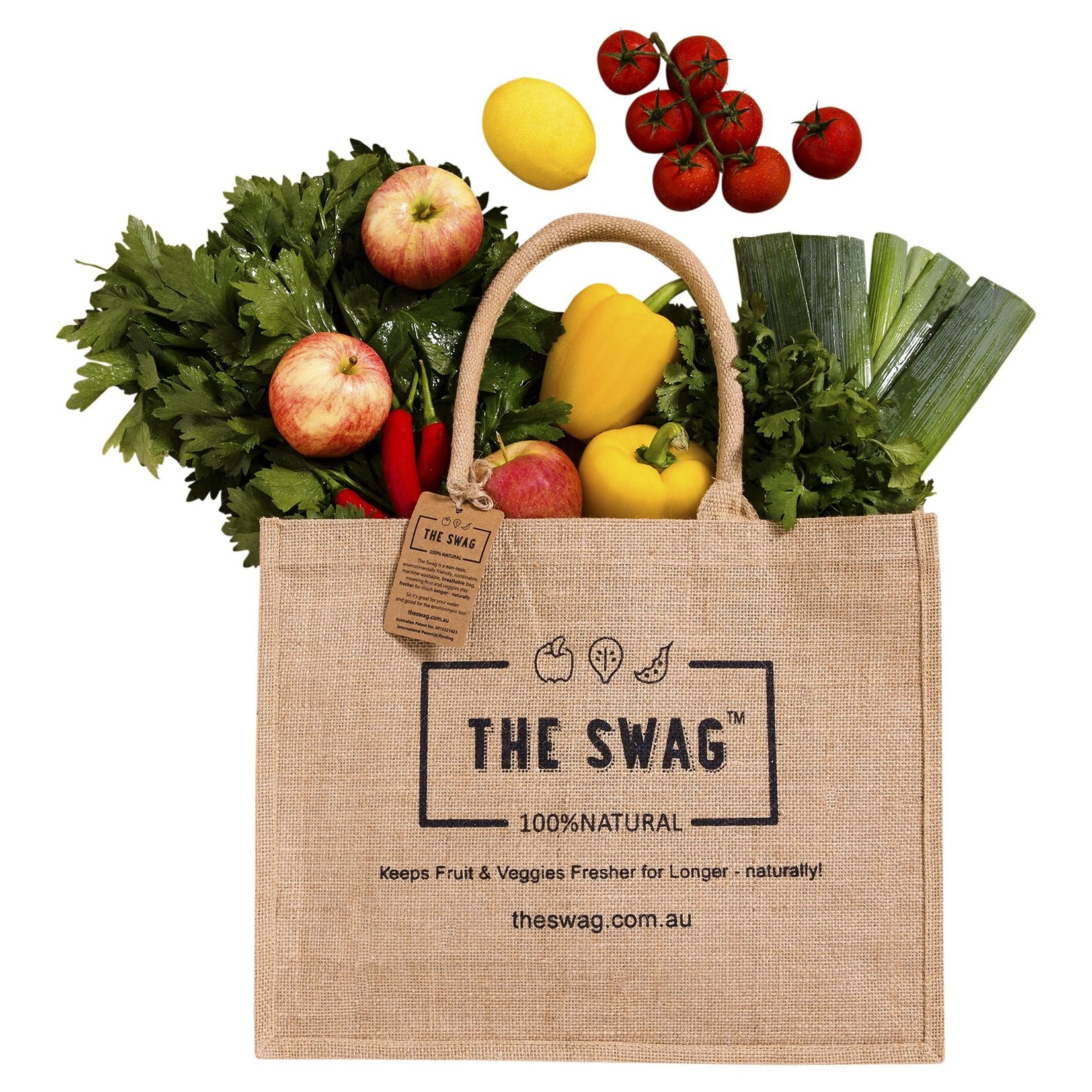 The Swag The Swag - Grocery Bag