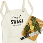 """The Swag The Swag Apron """"Cooking with Swag"""""""