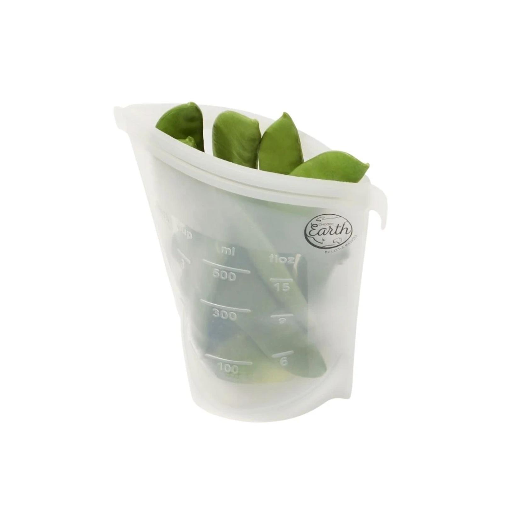 Little Mashies Little Mashies Storage Snack Bag Small 500ml