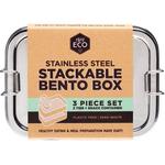 Ever Eco Ever Eco Bento Box Stackable Small