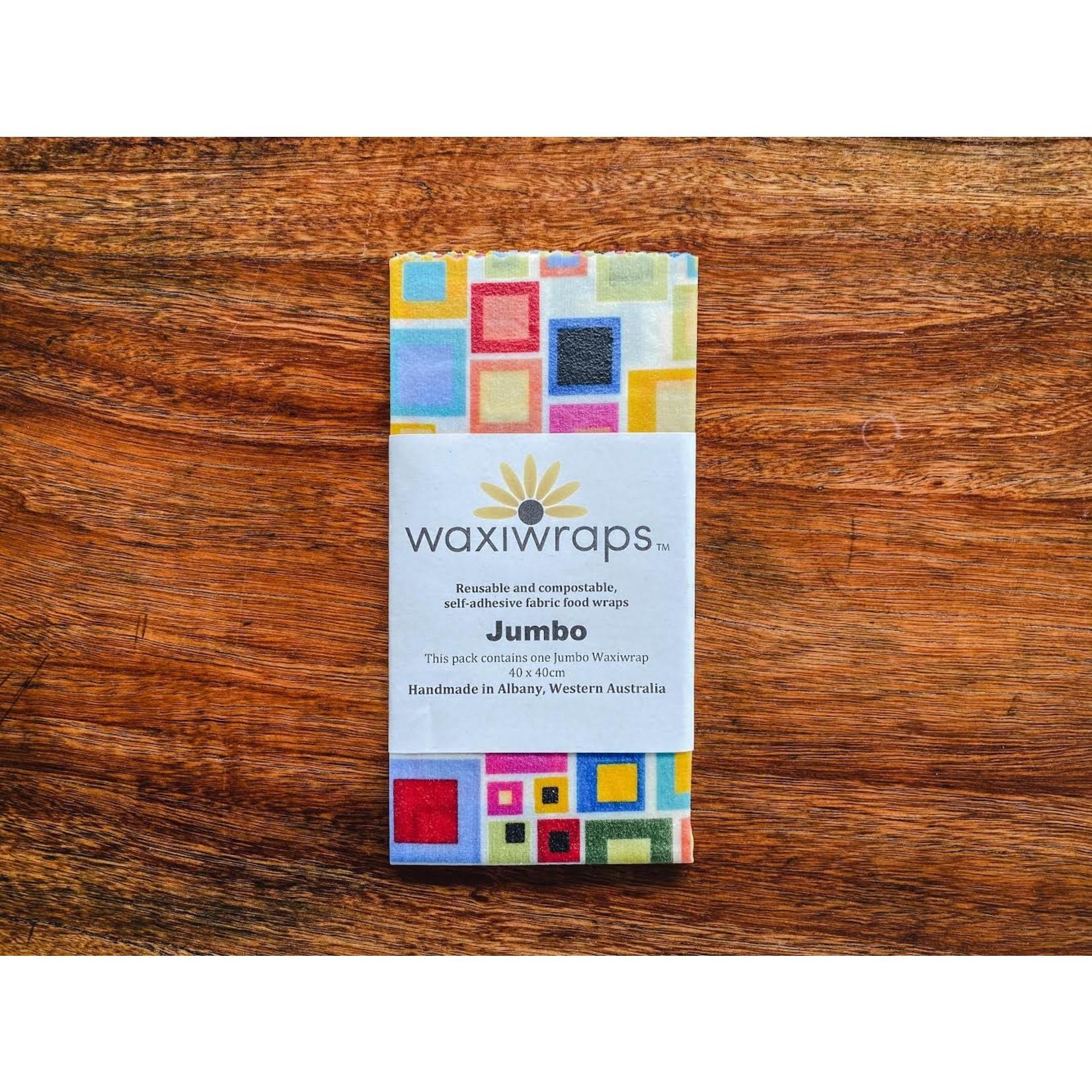 WaxiWraps Waxiwraps Jumbo 40 x 40cm Square