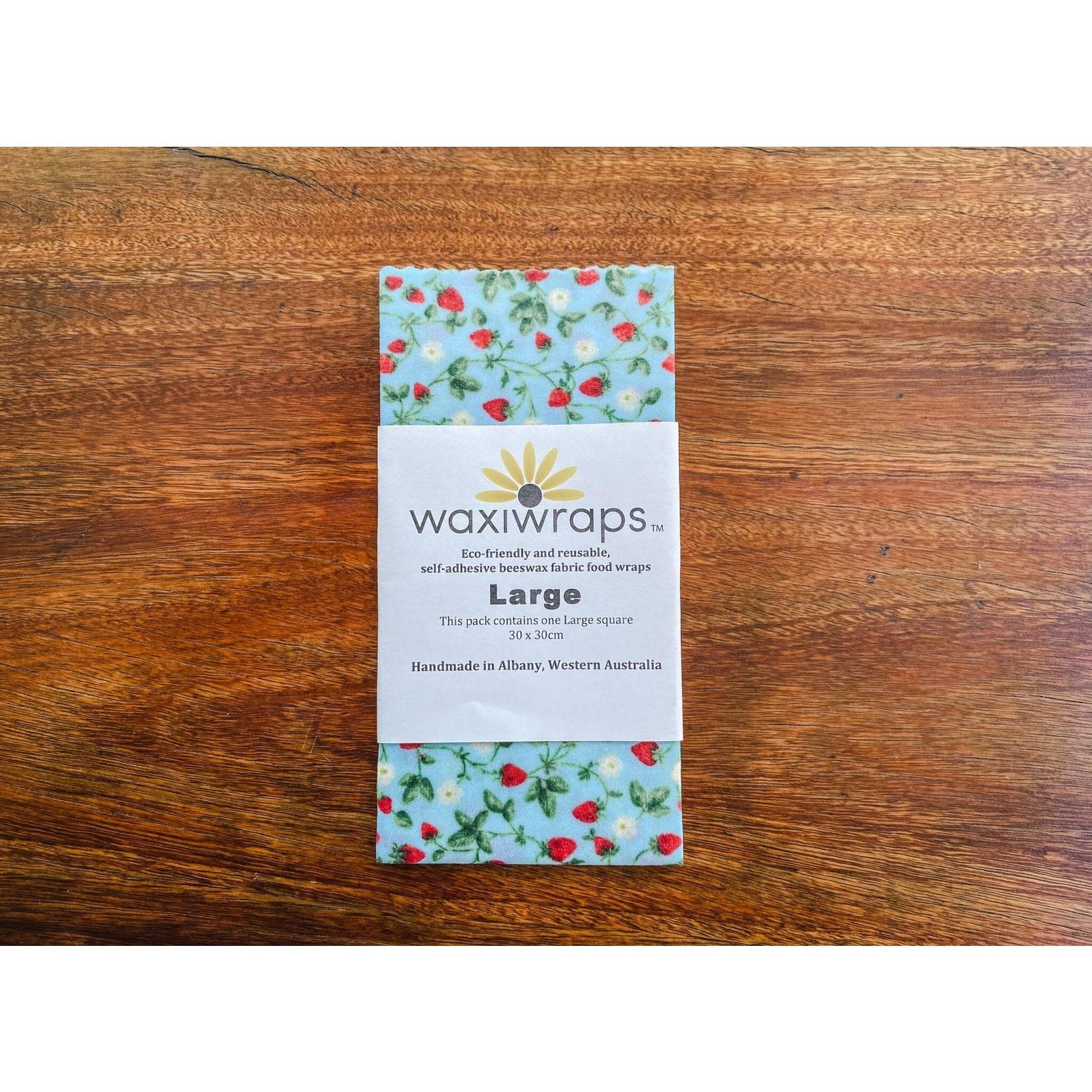 WaxiWraps Waxiwraps Large 30 x 30 cm Square