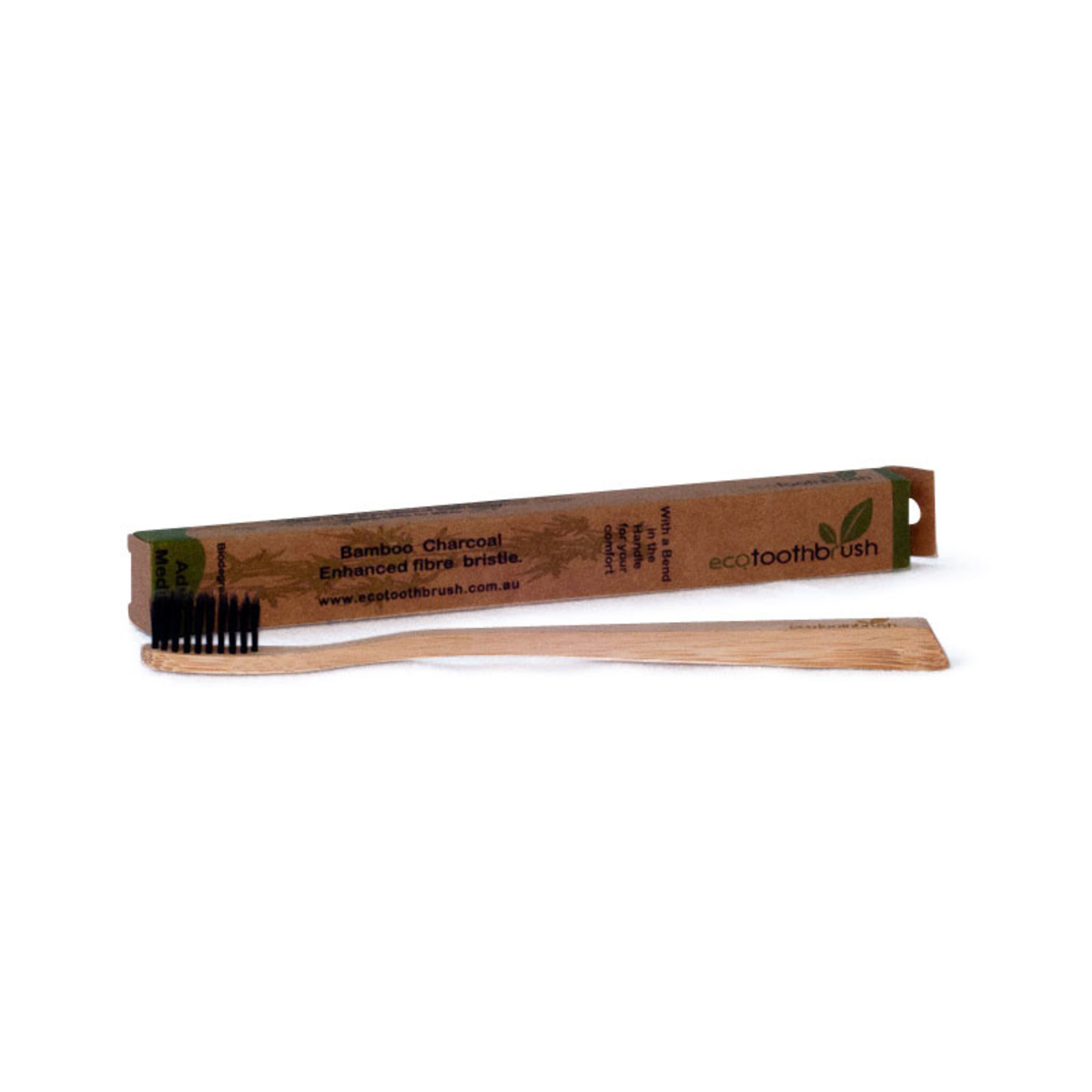 Eco Toothbrush Eco Toothbrush Bamboo Charcoal Toothbrush