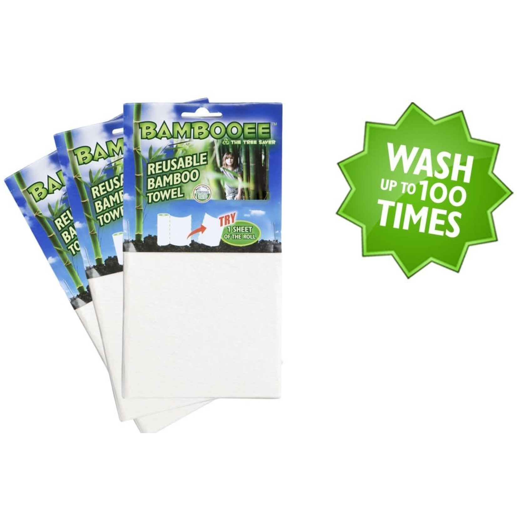 Bambooee Bambooee Reusable Towel Single