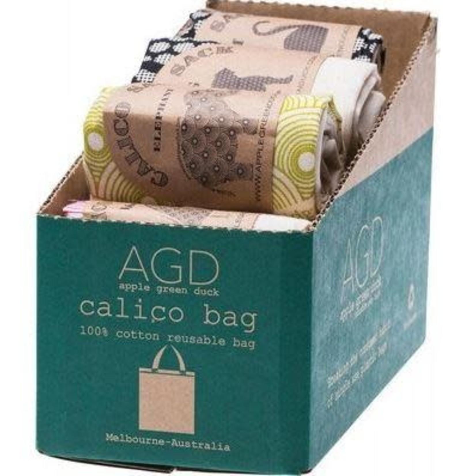 Apple Green Duck Apple Green Duck Calico Bag Animal Design