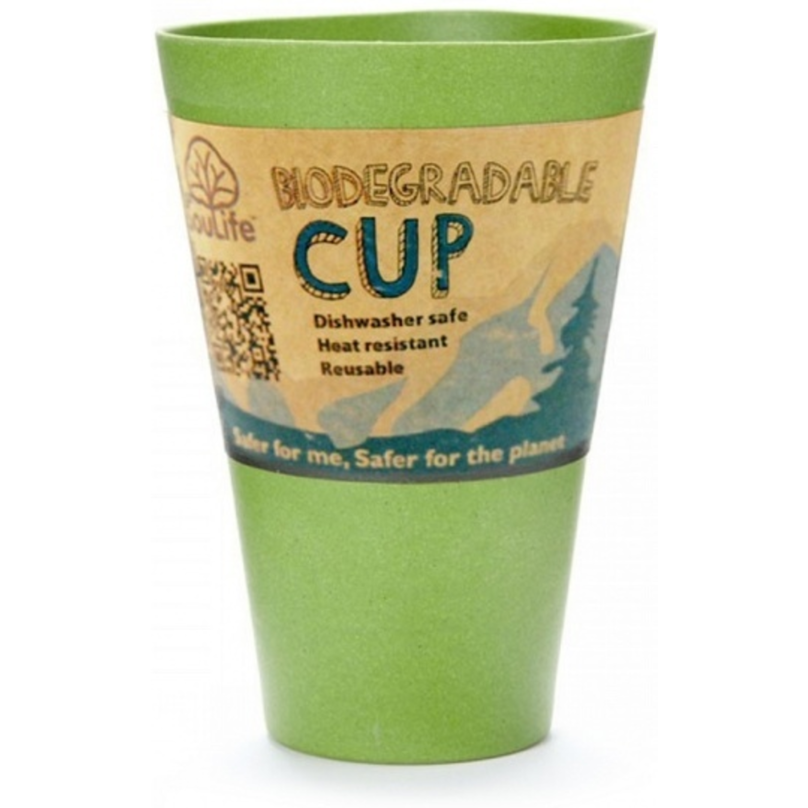 EcoSoulife EcoSoulife Biodegradable Cup 443ml