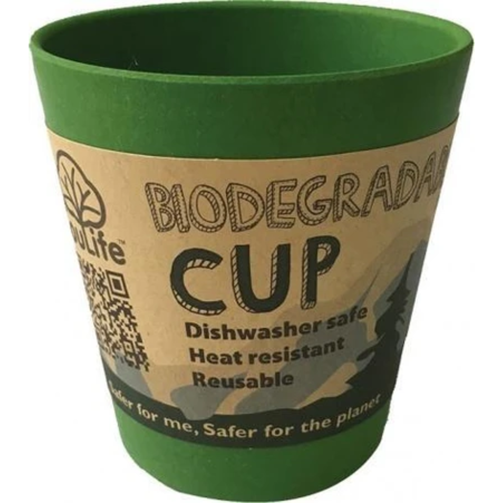 EcoSoulife EcoSoulife Biodegradable Cup 296ml