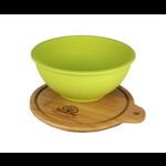 EcoSoulife EcoSoulife salad bowl 2188ml lime