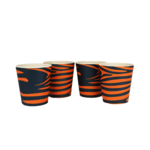EcoSoulife EcoSoulife Biodegradable 4 Sippers Zebra