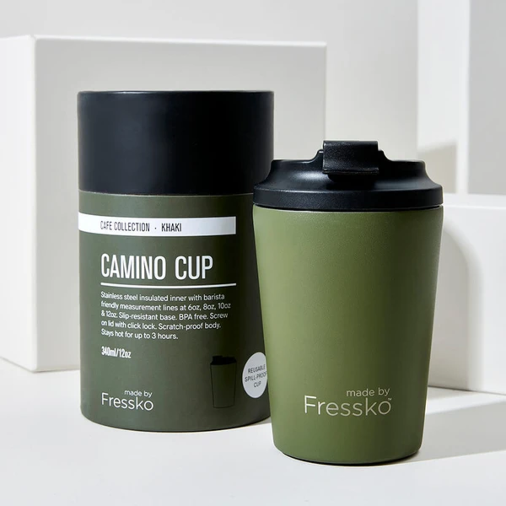 Made By Fressko Made By Fressko Camino Cup 12OZ
