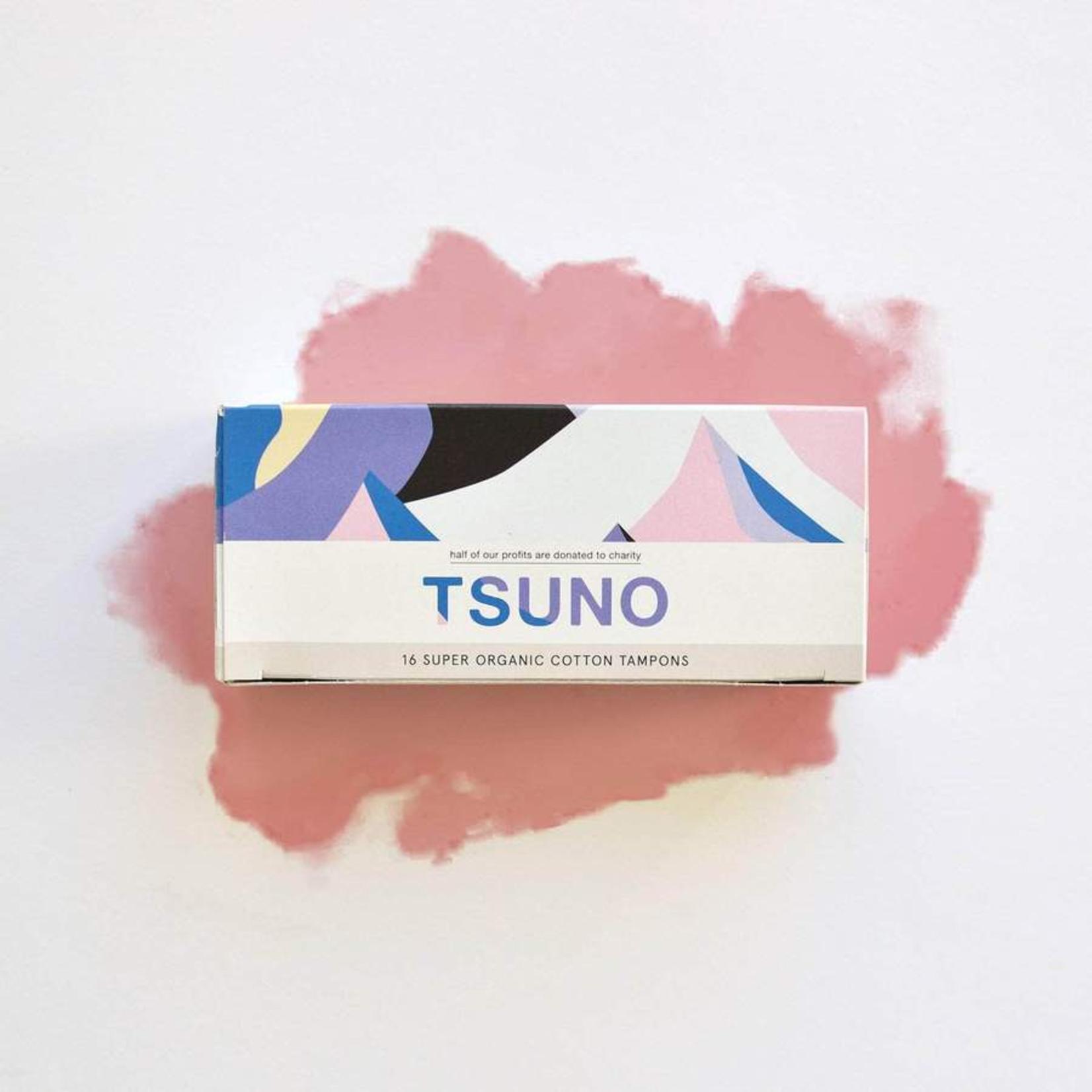 Tsuno Tsuno Super Tampons 16pk