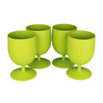 EcoSoulife EcoSoulife 4pc goblet set