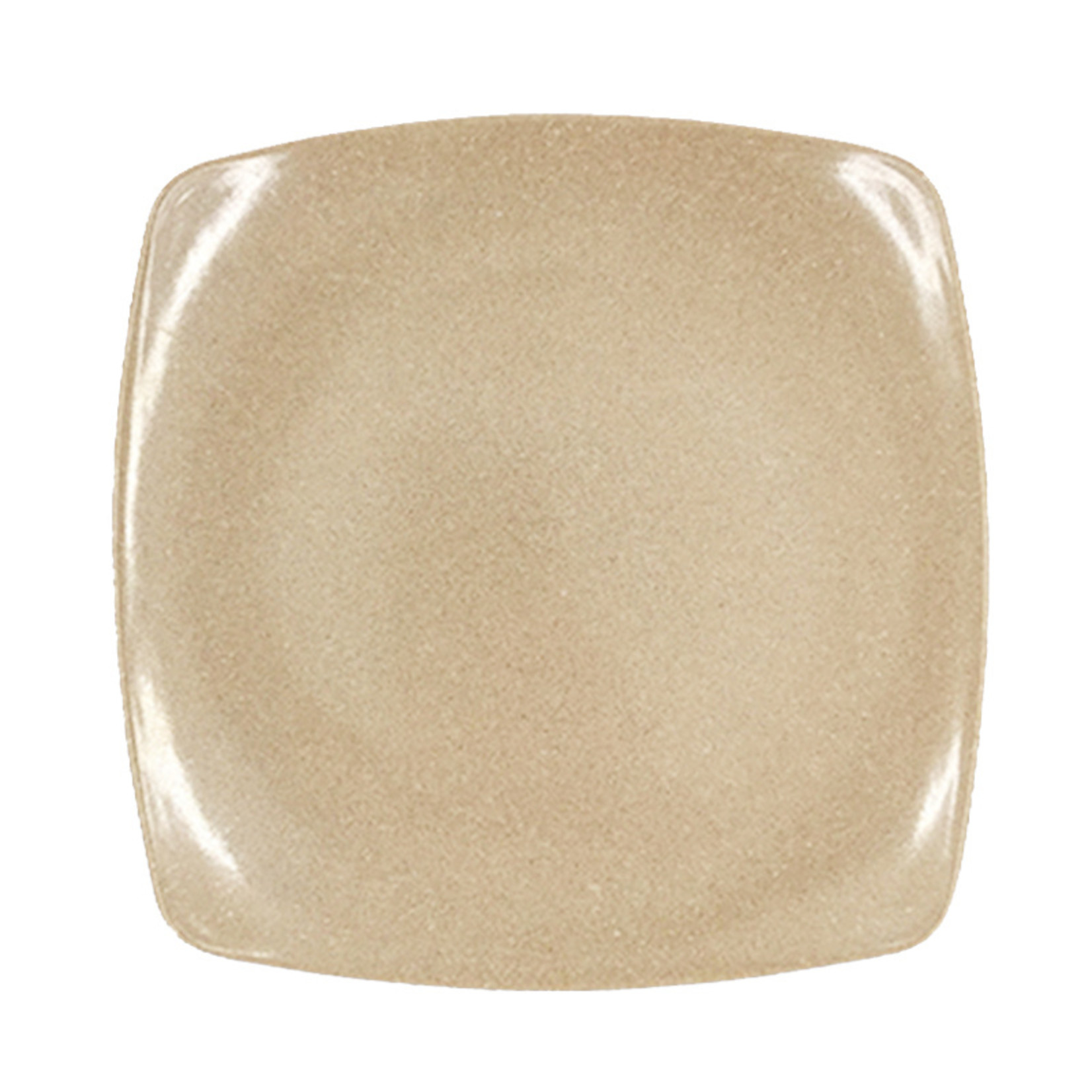 EcoSoulife EcoSoulife Husk Square Plate