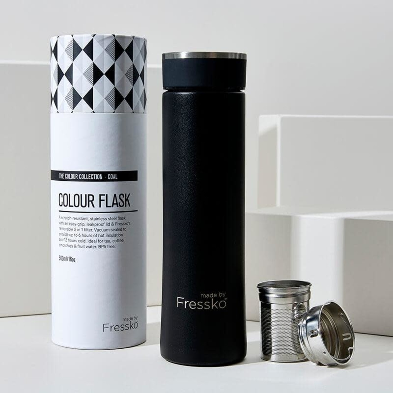 Made By Fressko Made By Fressko Insulated 2 in 1 Infuser