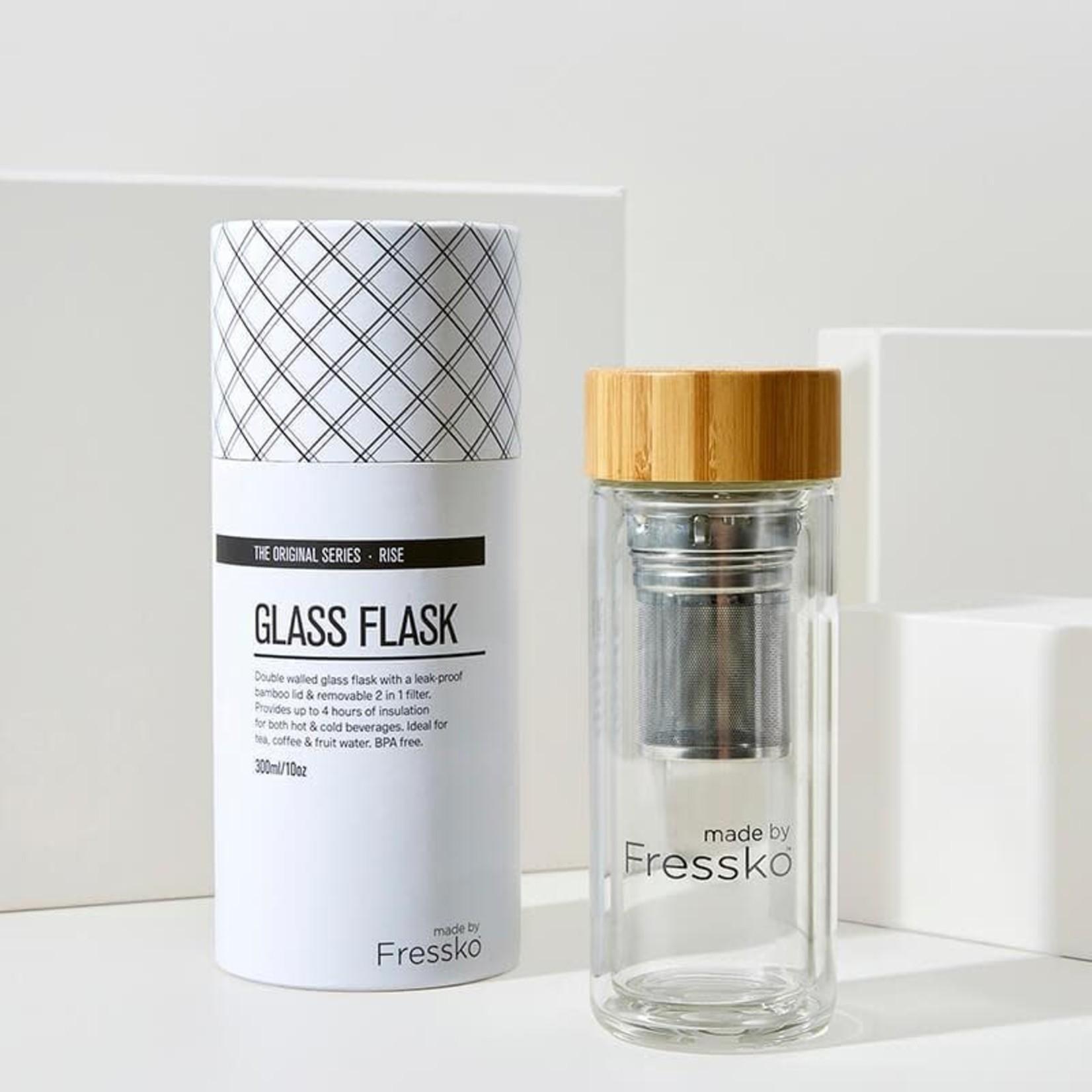 Made By Fressko Made By Fressko Glass Flask