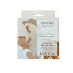 Luvme Luvme Bamboo Eco Reusable Breast Pads
