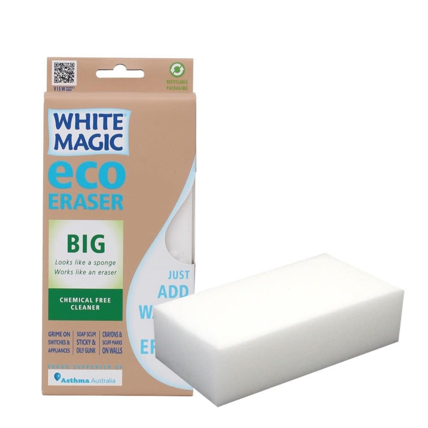 White Magic White Magic Eco Eraser Sponge - Big
