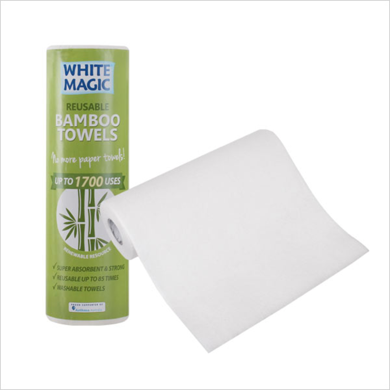 White Magic White Magic Bamboo Towel