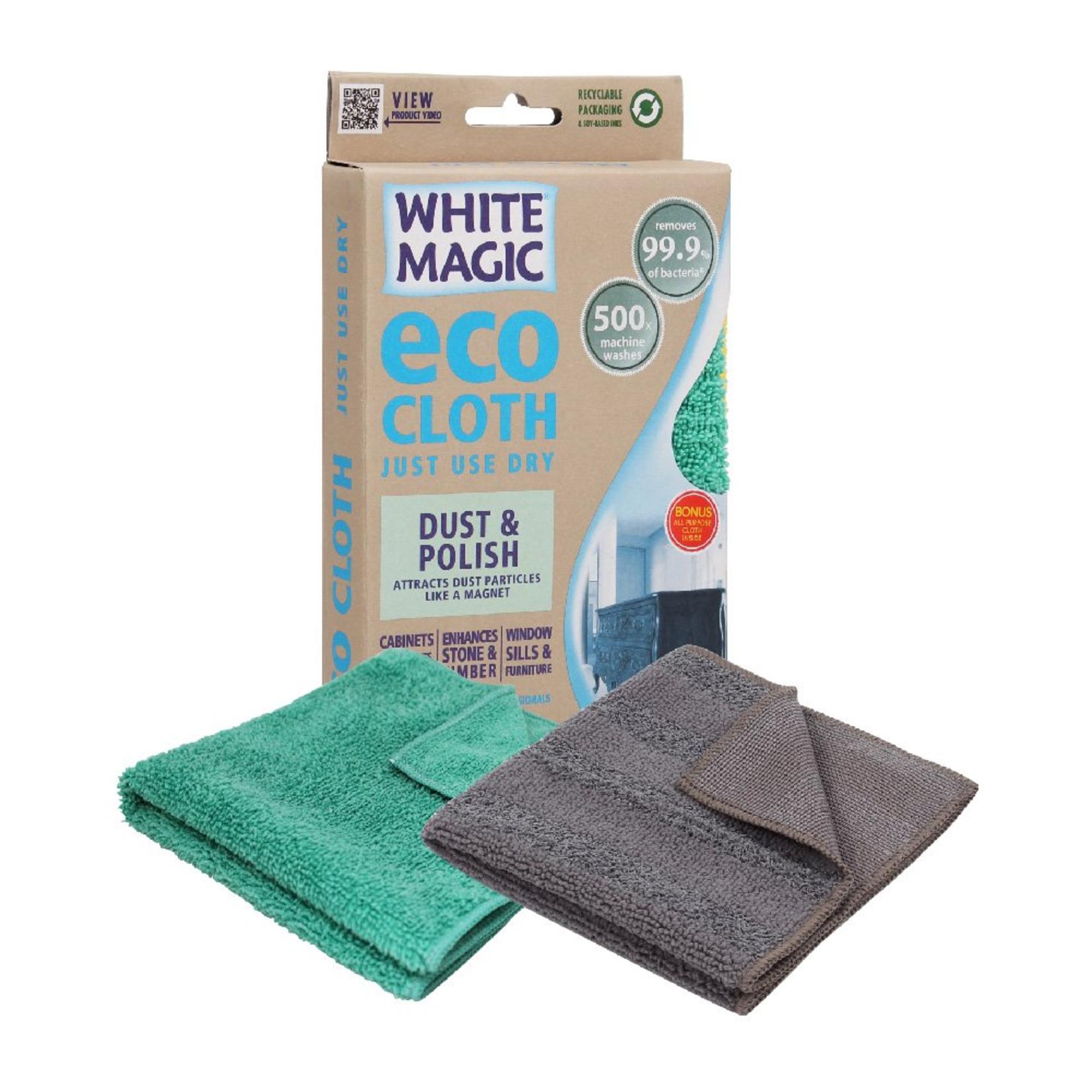 White Magic White Magic Eco Cloth Dust & Polish