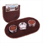 White Magic Eco Cloth Pet Bowl Mat XL