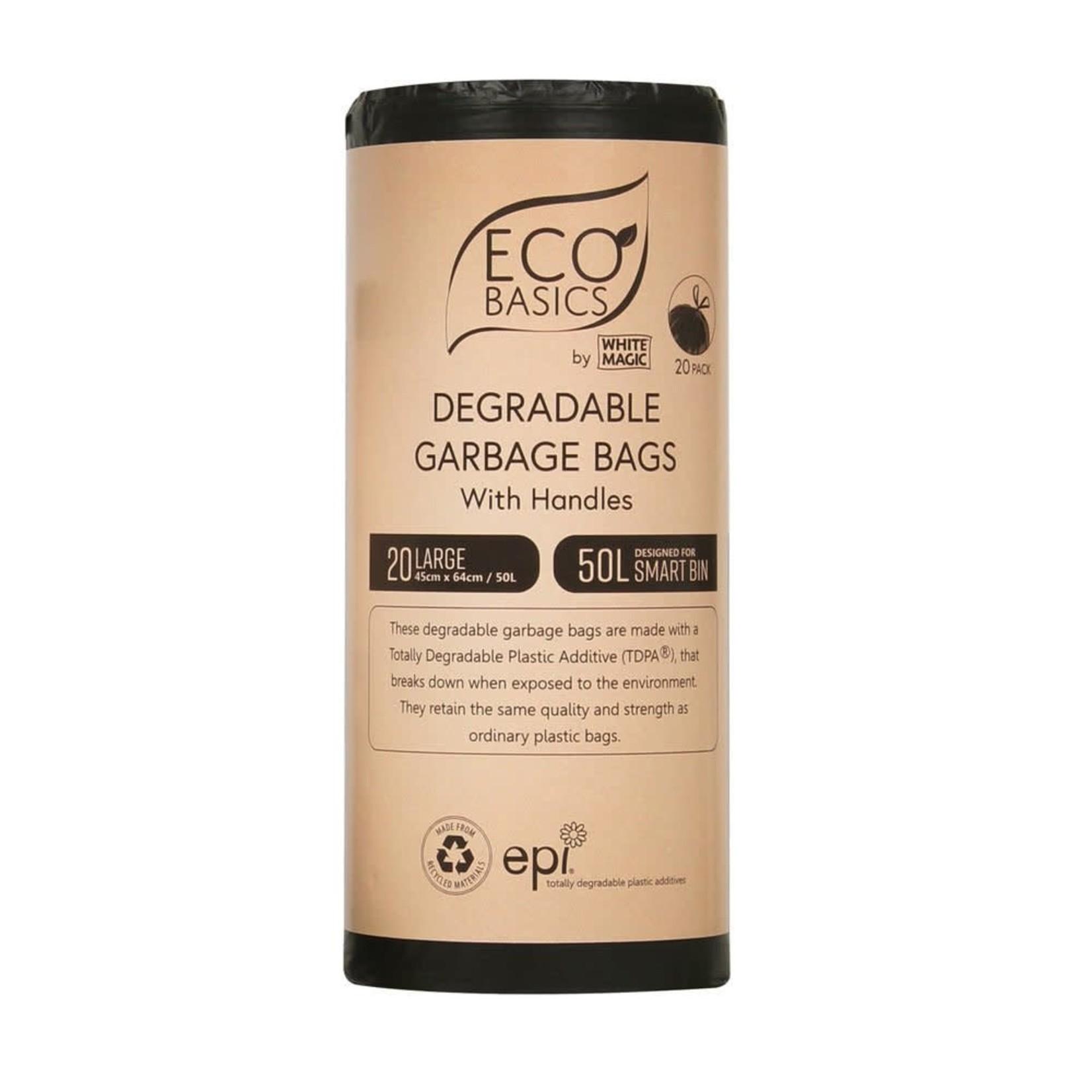 Eco Basics Eco Basics Degradable Garbage Bags