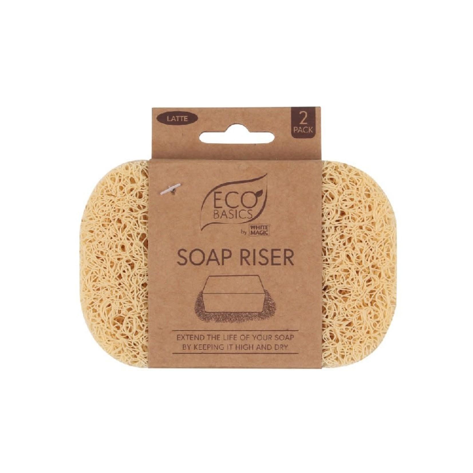 Eco Basics Eco Basics Soap Riser 2pk