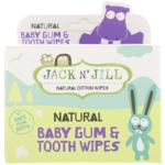 Jack N' Jill Jack N' Jill Baby Gum & Tooth Wipes