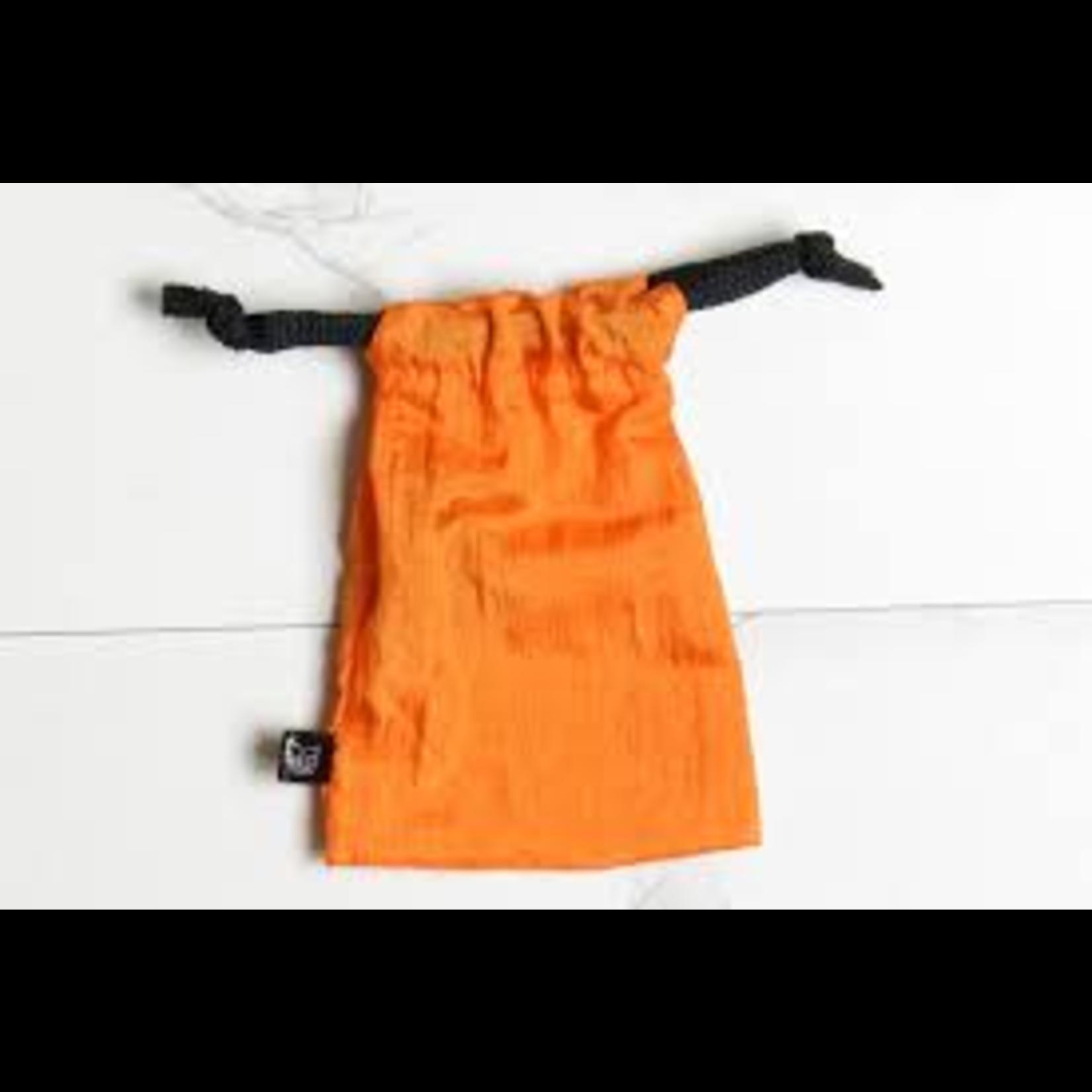 EcoSilk EcoSilk Drawstring Bag Pumpkin