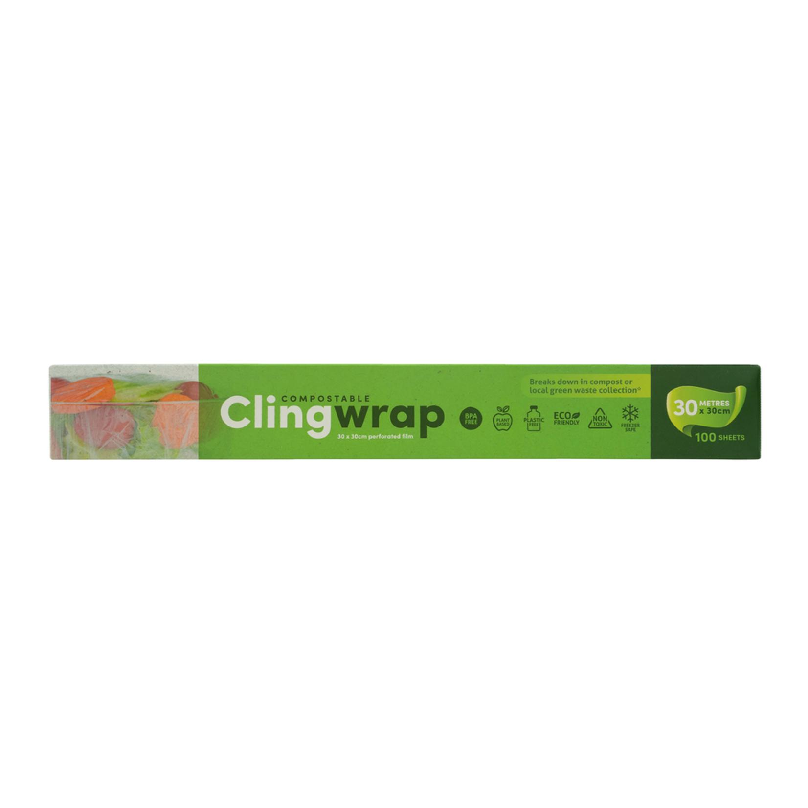 BioTuff Biotuff Compostable Clingwrap