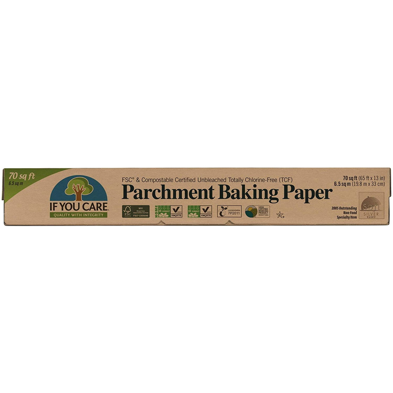 If You Care If You Care Parchment Baking Paper Roll