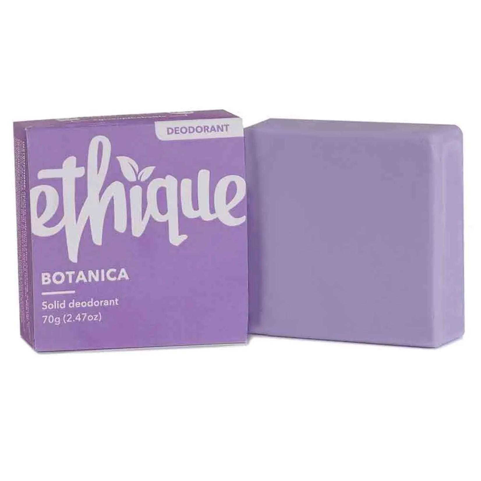 Ethique Ethique Solid Deodorant Bar Botanica