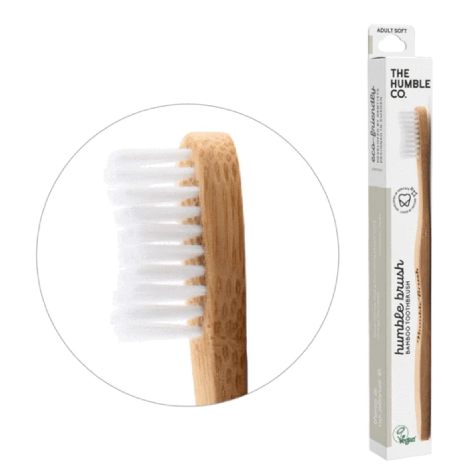 The Humble Co. The Humble Co. Toothbrush Adults