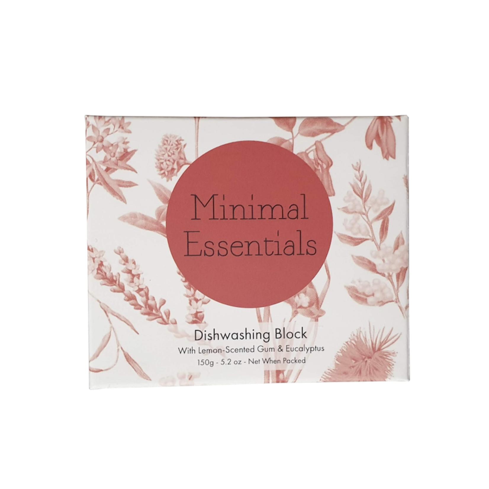 Minimal Essentials Minimal Essentials Dishwashing Block