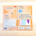 My Humble Earth My Humble Earth Beeswax Food Wraps 3pk