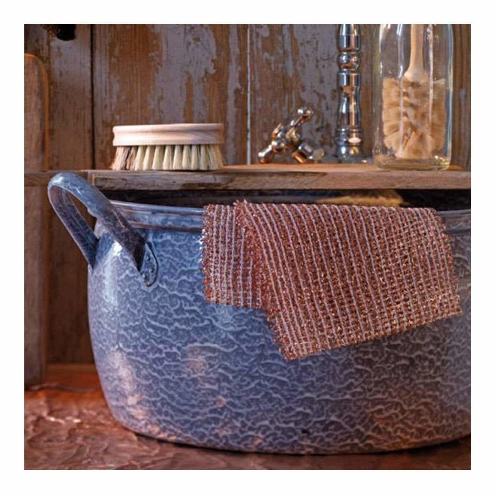 Redecker Redecker Copper Cloth 2pk