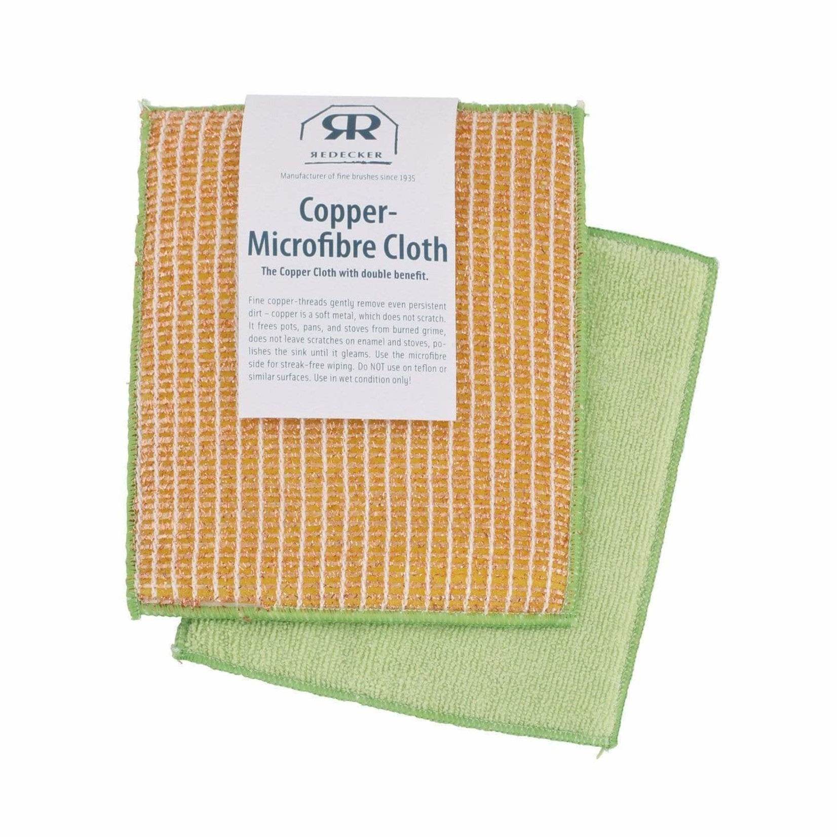 Redecker Redecker Copper-Microfibre Cloth