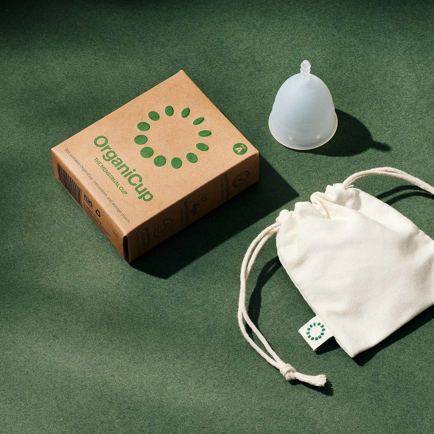 OrganiCup OrganiCup Menstrual Cup model A