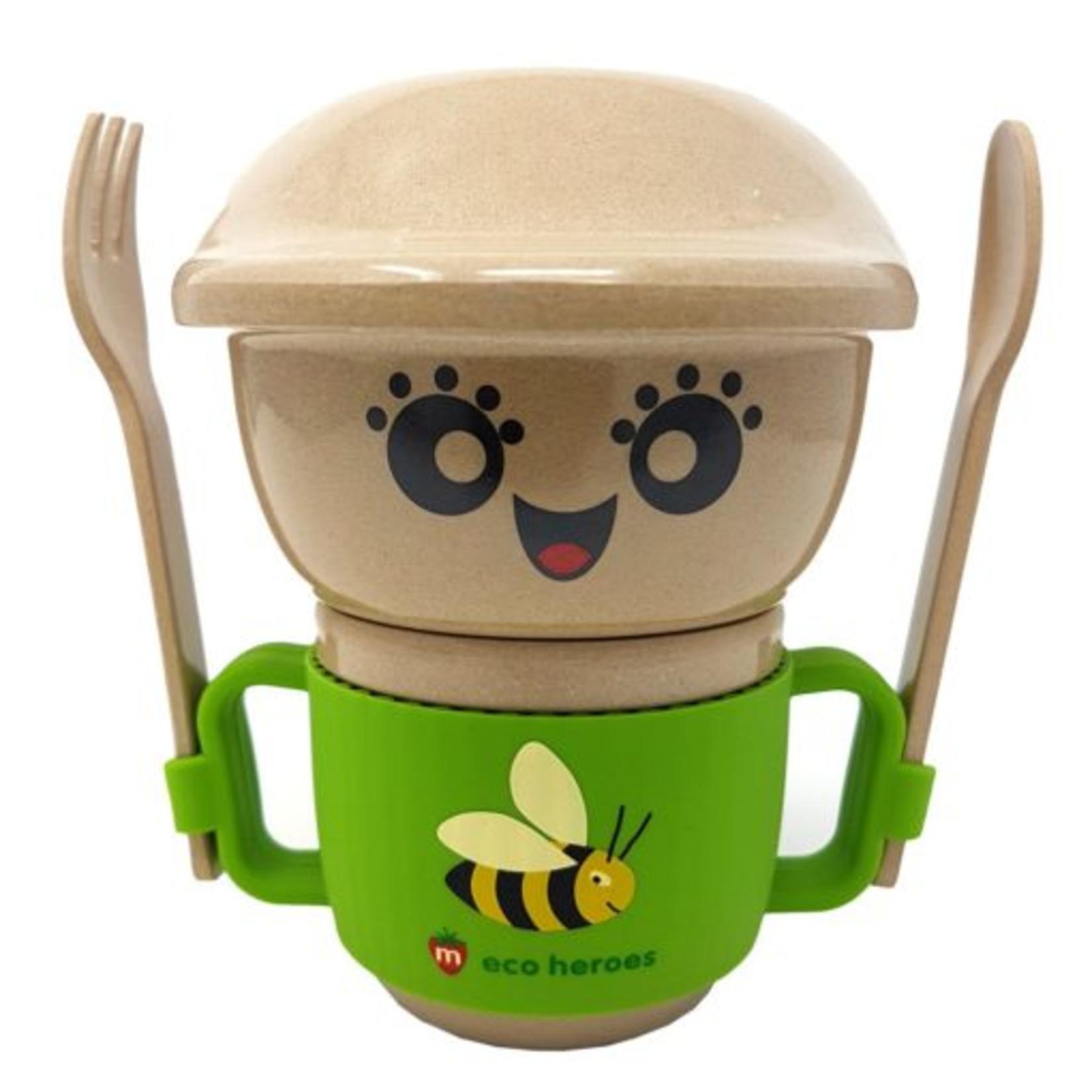Munch Munch Eco Hero Dinnerset