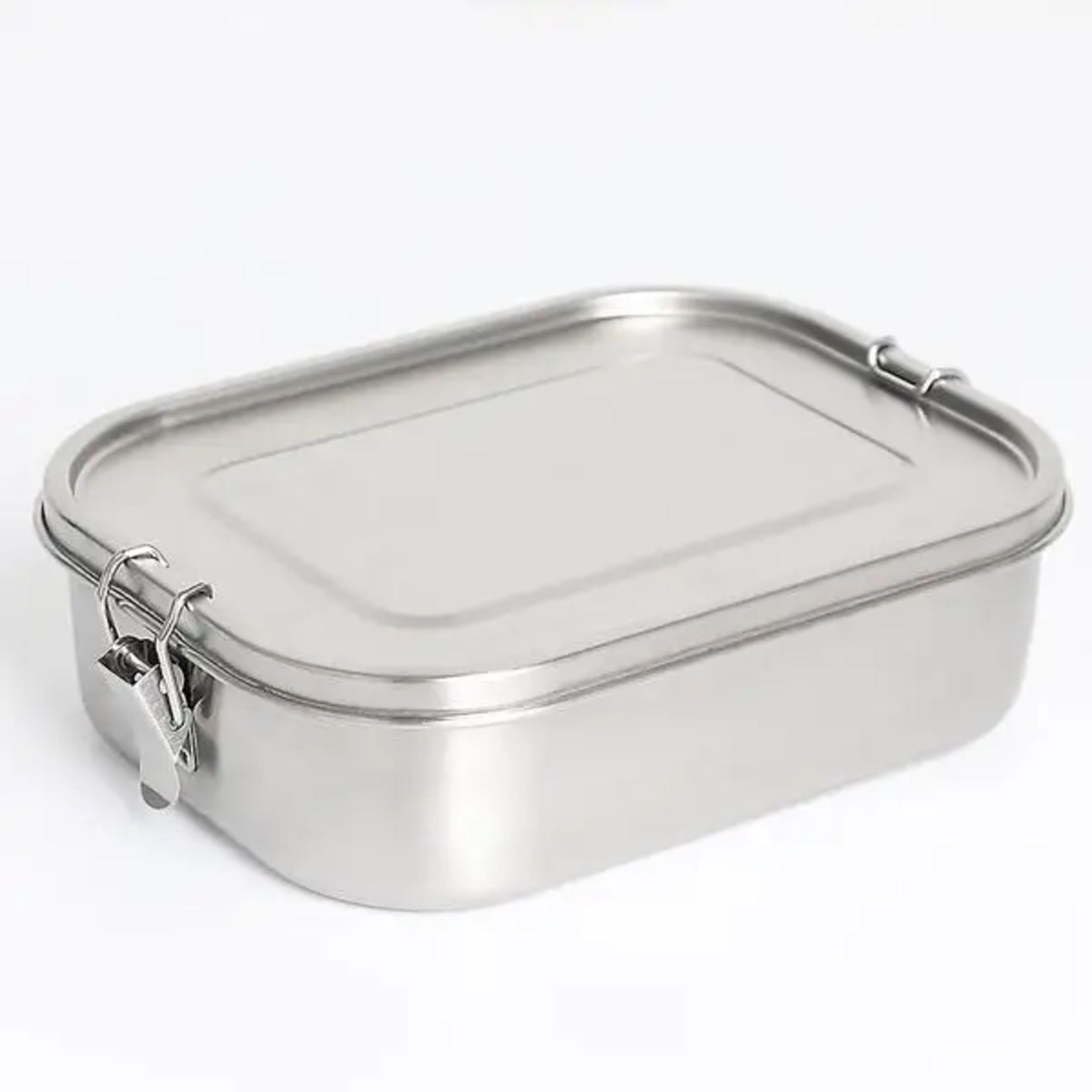 Let's Go Nature'al Let's Go Natureal Stainless Steel Lunch Box Small
