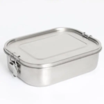 Let's Go Nature'al Let's Go Natureal Stainless Steel Lunch Box Large