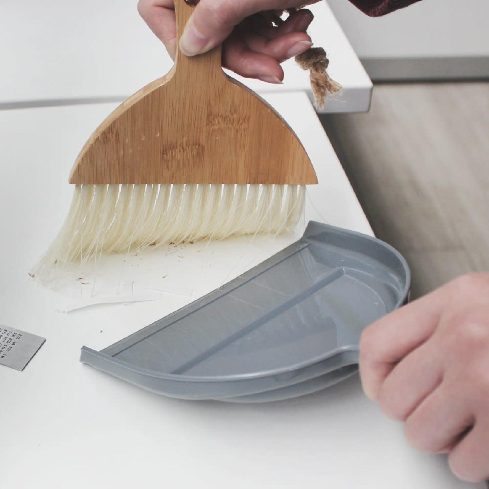 Eco Basics Eco Basics Mini Dustpan & Brush
