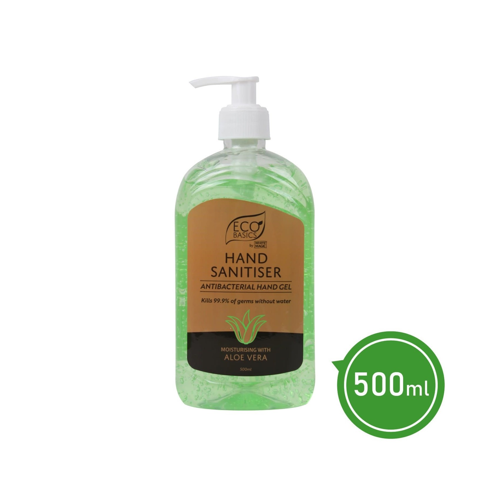 Eco Basics Eco Basics Hand Sanitiser 500ml