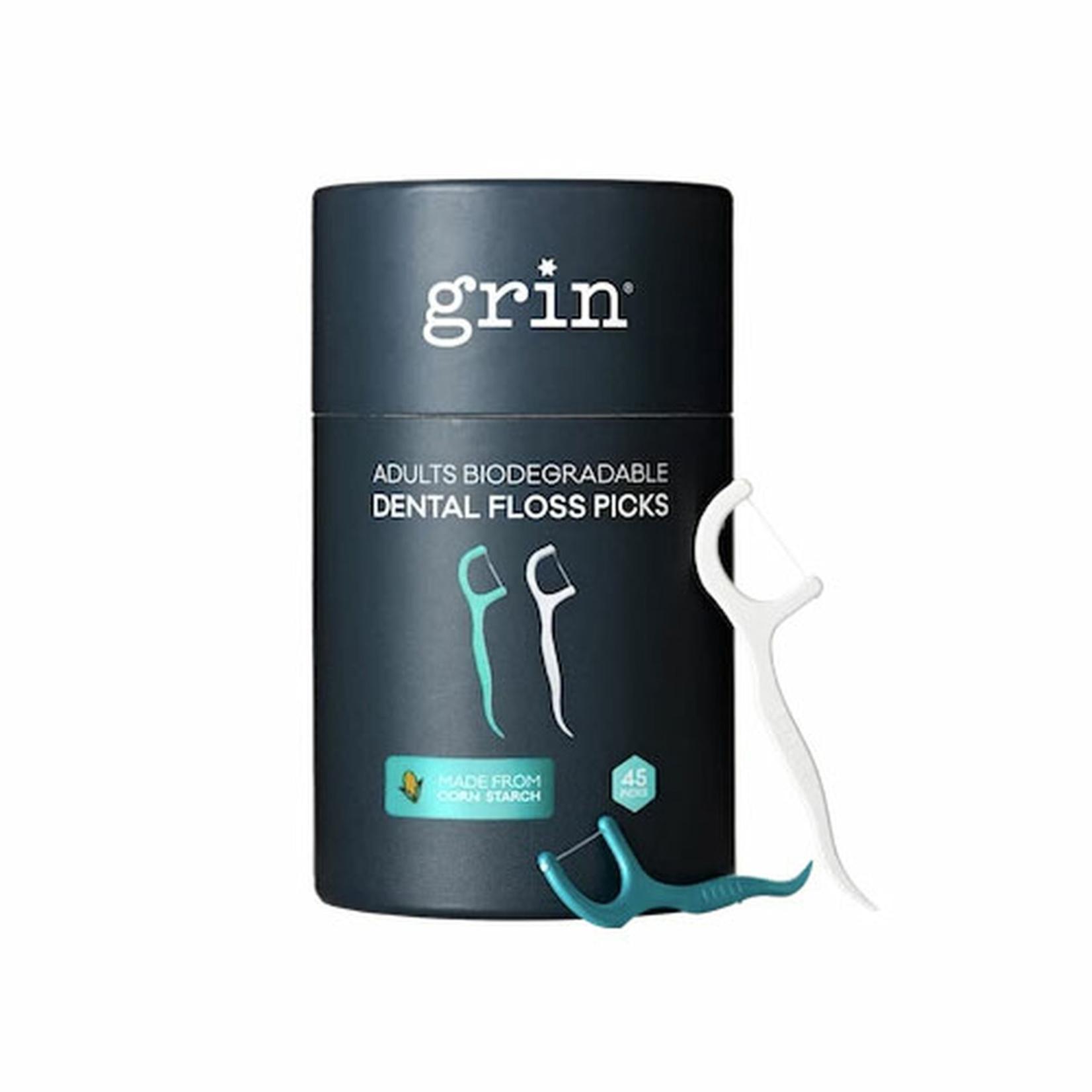 Grin GRIN Biodegradable Dental Floss Adults