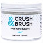 Nelson Nelson Naturals Crush-Brush Toothpaste