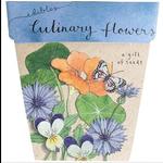 Sow 'n Sow Sow 'N Sow Gift of Seeds Culinary Flowers