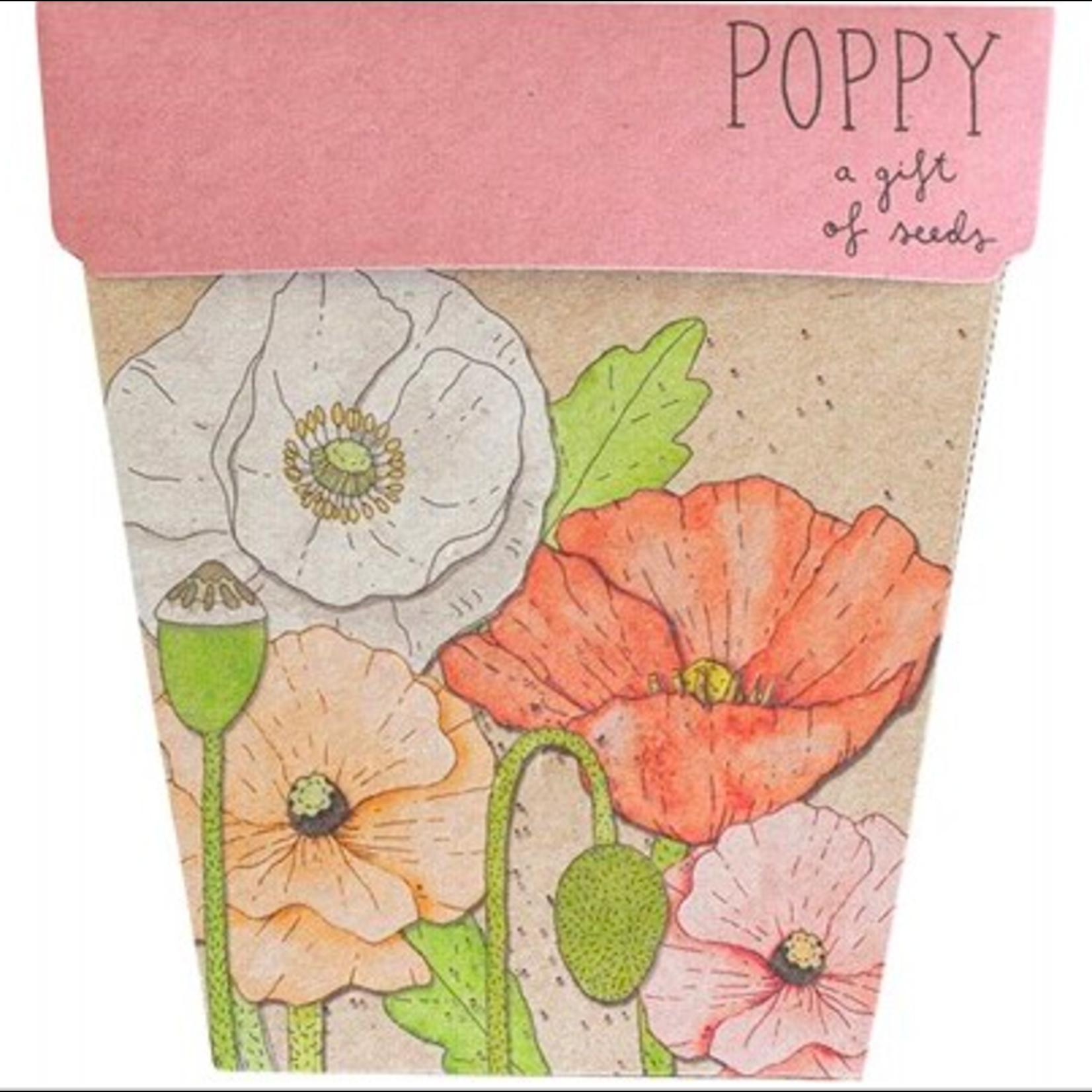 Sow 'n Sow Sow 'N Sow Gift of Seeds Poppy