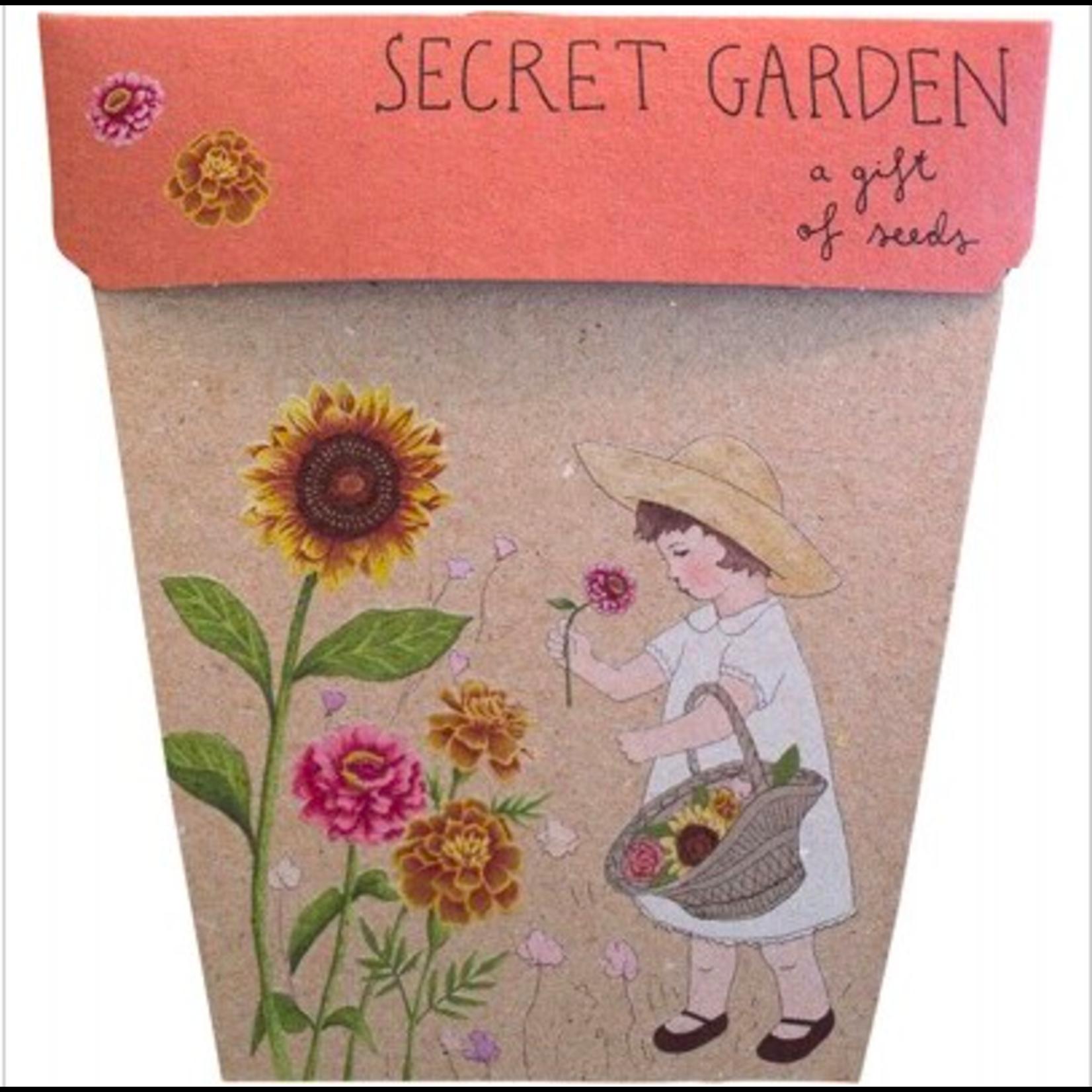 Sow 'n Sow Sow 'N Sow Gift of Seeds Secret Garden