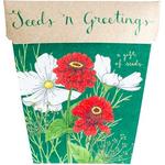 Sow 'n Sow Sow 'N Sow Gift of Seeds Seeds & Greetings